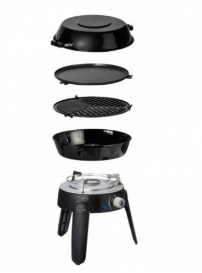 réchaud camping - barbecue cadac safari chef 2
