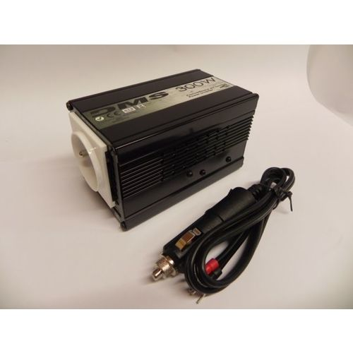 convertisseur de tension - quasi sinus 24v / 230v - 300 watts + usb
