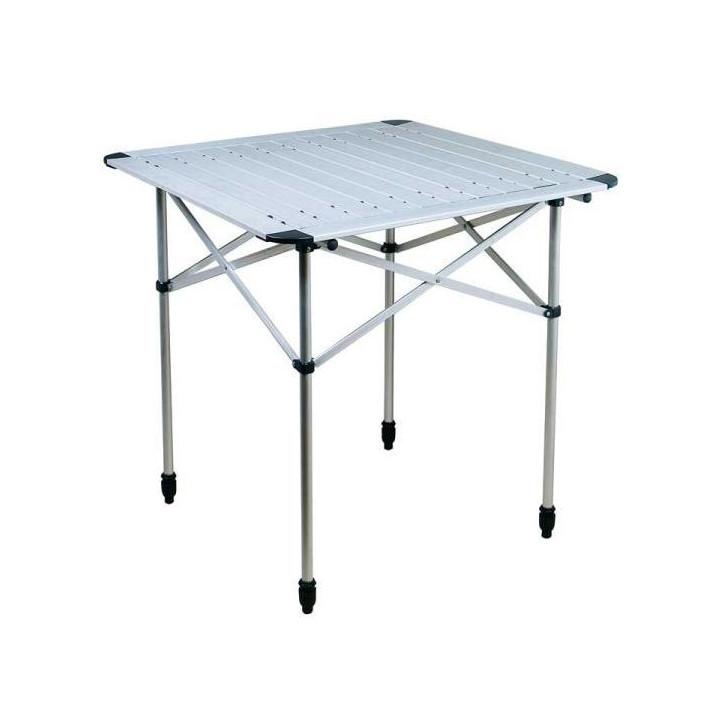 table alu duo classique 70x70 reimo. Black Bedroom Furniture Sets. Home Design Ideas