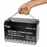 batterie lithium ltpro 12-100 bluetooth - energie mobile